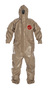 DuPont™ Medium Tan Tychem® 5000 18 mil Polypropylene Bib Pants/Overalls
