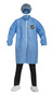 DuPont™ Size 4X Blue Proshield® 10 12 mil SMS Lab Coat