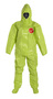 DuPont™ Large Yellow Tychem® 10000 28 mil Tychem® 10000 Bib Pants/Overalls