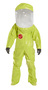 DuPont™ Medium Hi-Viz Green/Hi-Viz Yellow Tychem® 10000 28 mil Tychem® 10000 Personal Protection Kit Suit