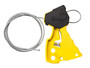 Brady® Yellow Nylon Lockout Device