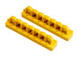 Brady® Yellow Reinforced Fiberglass/Nylon Breaker Blocker Lockout Device (2 ea)