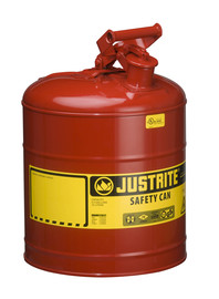 SAFETY CABINETS & CANS