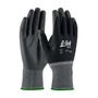 Protective Industrial Products Large G-Tek® Air Force™ PVC Work Gloves With Nylon Liner And Continuous Knit Wrist