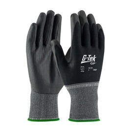 Protective Industrial Products X-Large G-Tek® GP™ PVC Work Gloves With Nylon Liner And Knit Wrist