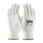 Protective Industrial Products X-Small G-Tek® NP 13 Gauge Polyurethane Work Gloves With Nylon Liner And Continuous Knit Wrist