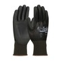 Protective Industrial Products Medium G-Tek® NPB2 Medium Weight Polyurethane Work Gloves With Nylon Liner And Continuous Knit Wrist