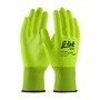 Protective Industrial Products Large G-Tek® GP™ Polyurethane Work Gloves With Nylon Liner And Knit Wrist