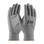 PIP® Large G-Tek® GP™ 13 Gauge Gray Nitrile Palm And Finger Coated Work Gloves With Nylon Liner And Continuous Knit Wrist