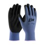 Protective Industrial Products Large G-Tek® AG 13 Gauge Nitrile Work Gloves With Nylon Liner And Knit Wrist