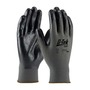 Protective Industrial Products X-Small G-Tek® VP Nitrile Work Gloves With Nylon Liner And Continuous Knit Wrist