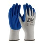 Protective Industrial Products Small G-Tek® 10 Gauge Latex Work Gloves With Cotton Liner And Continuous Knit Wrist
