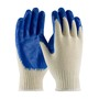 Protective Industrial Products Large ® Latex Work Gloves With Cotton/Polyester Liner And Knit Wrist