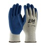 Protective Industrial Products X-Small G-Tek® 10 Gauge Latex Work Gloves With Cotton Liner And Continuous Knit Wrist