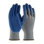 Protective Industrial Products Medium G-Tek® Latex Work Gloves With Polyester Liner And Continuous Knit Wrist