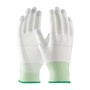 Protective Industrial Products Medium CleanTeam® Polyurethane Work Gloves With Nylon Liner And Knit Wrist