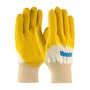 Protective Industrial Products ® Latex Work Gloves With Cotton Liner And Knit Wrist