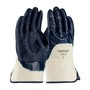 Protective Industrial Products Large ArmorGrip® Heavy Weight Nitrile Work Gloves With Cotton Liner And Safety Cuff