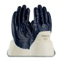 Protective Industrial Products Large ArmorLite® XT Light Weight Nitrile Work Gloves With Cotton Liner And Safety Cuff