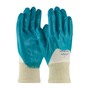 Protective Industrial Products Large ArmorFlex® Ultra Light Weight Nitrile Work Gloves With Cotton Liner And Knit Wrist