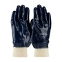 Protective Industrial Products Large ArmorLite® XT Nitrile Work Gloves With Jersey Liner And Knit Wrist