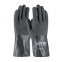 Protective Industrial Products Medium ActivGrip™ 15 Gauge Nitrile Work Gloves With Polyester Liner And Open Cuff