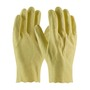 Protective Industrial Products Large ® Vinyl Work Gloves With Jersey Liner And Pinked Cuff