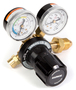 Radnor Model AF250-580 Radnor Classic Style Argon And Argon/CO2 Mix Shielding Gas Flowgauge Kit CGA-580