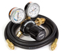 Radnor Model AF250-580 Radnor Classic Style Argon And Argon/CO2 Mix Shielding Gas Flowgauge Kit CGA-580 With Hose