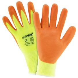 PIP® Medium PosiGrip® 10 Gauge High Performance Polyethylene Cut Resistant Gloves With Foam Nitrile Coating