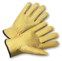 West Chester 3X Natural Pigskin Fleece Lined Cold Weather Gloves