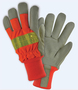 PIP® Large Beige Pigskin Positherm™ Lined Cold Weather Gloves