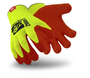HexArmor® Medium Helix™ 2089 10 Gauge High Performance Polyethylene And Steel Hi-Viz Cut Resistant Gloves With Foam Nitrile Coated Palm