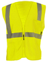 OccuNomix Medium Hi-Viz Yellow Mesh/Polyester Vest