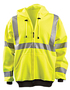 OccuNomix X-Large Hi-Viz Yellow 1 Polyester/Fleece Sweatshirt