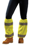 OccuNomix Hi-Viz Yellow Mesh/Polyester Leggings