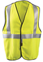 OccuNomix Medium Hi-Viz Yellow Aramid/Modacrylic Break-Away Vest