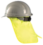 OccuNomix Hi Viz Yellow MiraCool® Cotton Neck Protector