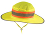 OccuNomix Large Yellow MiraCool® Polyester Mesh Ranger Hat