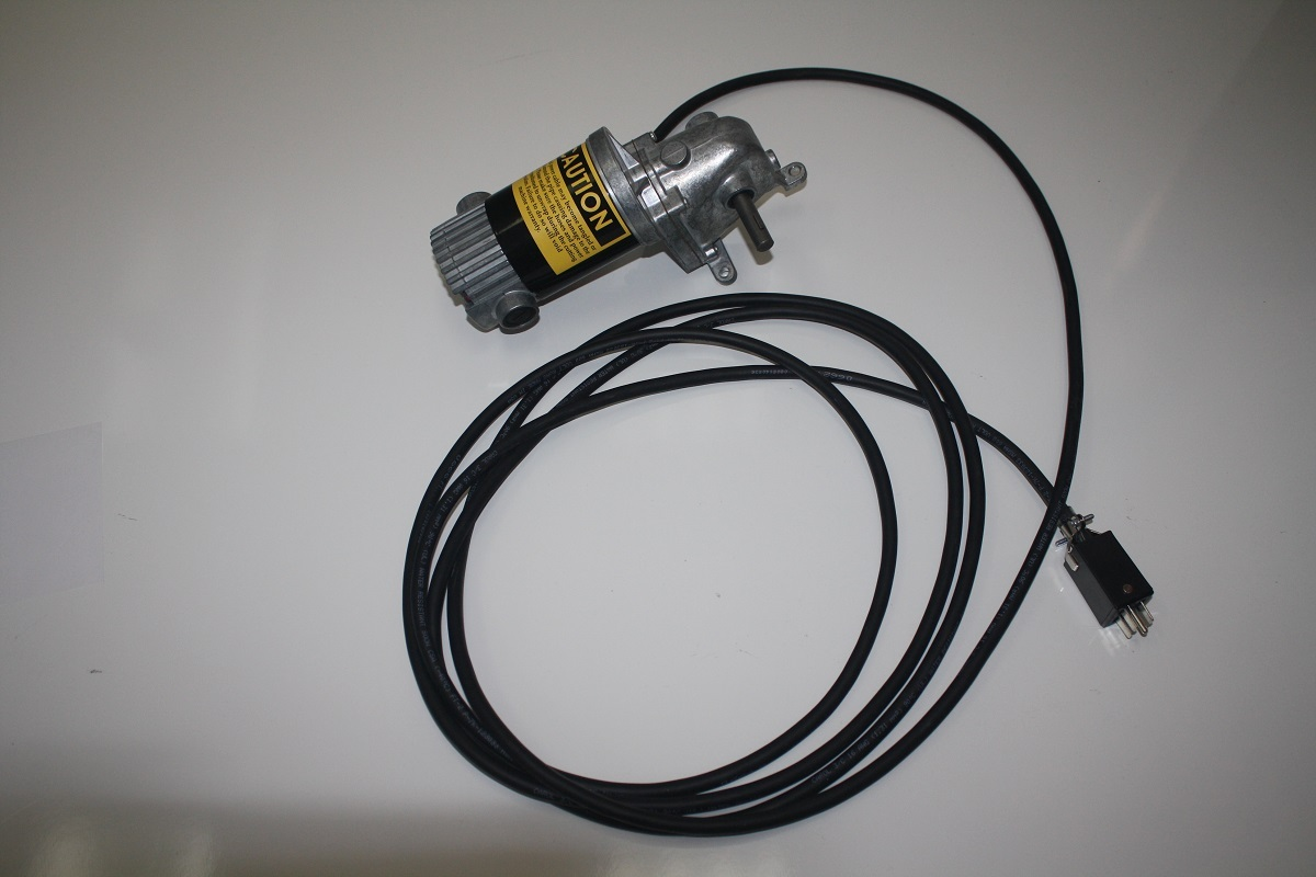 Airgas Hmbbm 24 H And M Drive Motor