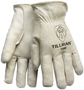 Tillman® Medium Pearl Economy Top Grain Cowhide Unlined Drivers Gloves