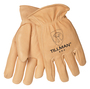 Tillman® Medium Tan Top Grain Deerskin Unlined Drivers Gloves