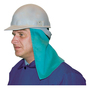 Tillman™ Green Cotton FR-7A® Westex® Hood With Hook And Loop Closure