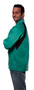 Tillman® Size 2X Green Cotton FR7A® Indura® Westex® Jacket With Snap Front Closure