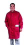 Tillman® Medium Red Cotton FR-7A® Westex® Jacket With Snap Fasteners Closure