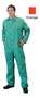 Tillman™ Small Orange Cotton FR-7A® Westex® Coveralls With Snap Front Closure