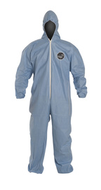 DuPont™ X-Large Blue Proshield® 6 SFR Tempro® Disposable Coveralls