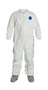 DuPont™ 4X White Tyvek® 400 Disposable Coveralls (Availability restrictions apply.)