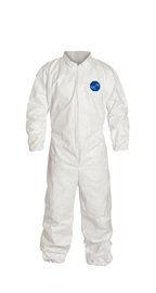 DuPont™ Medium White Tyvek® 400 Disposable Coveralls (Availability restrictions apply.)