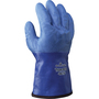 SHOWA® Size 11 Blue TEM-RES Polyurethane Insulated/Acrylic Lined Cold Weather Gloves